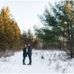 Winter Nature Engagement Session