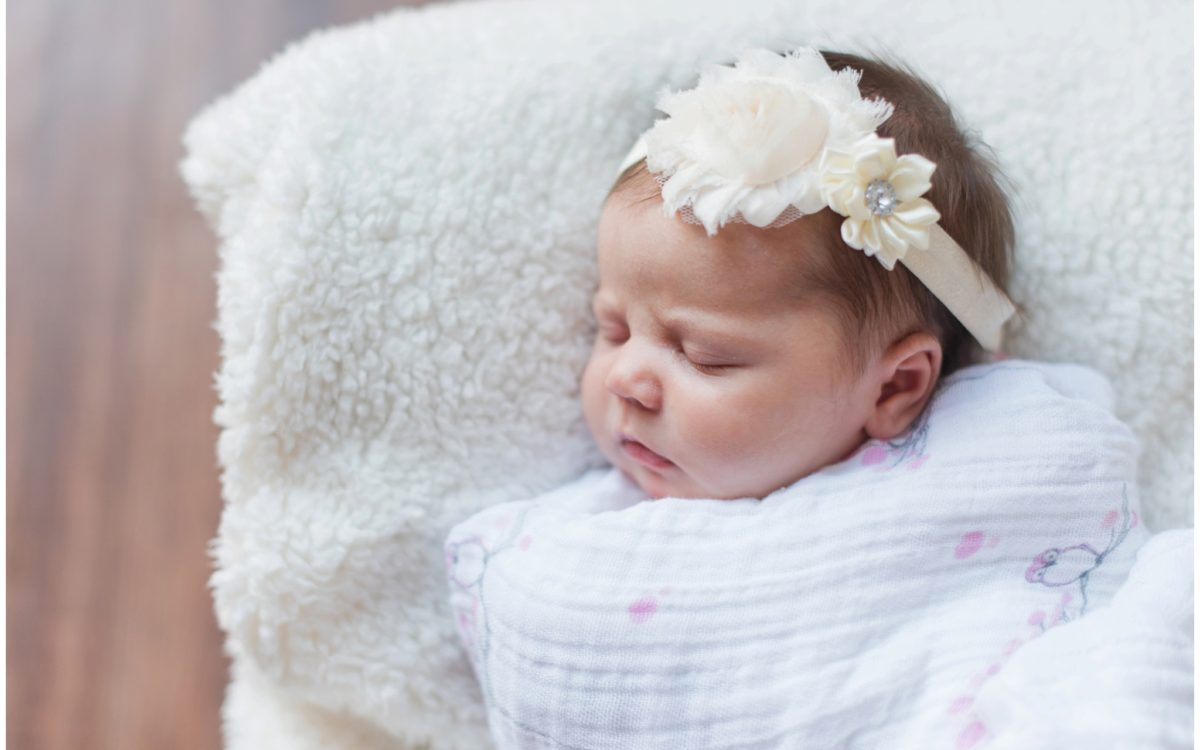 Elmira Newborn Photographer