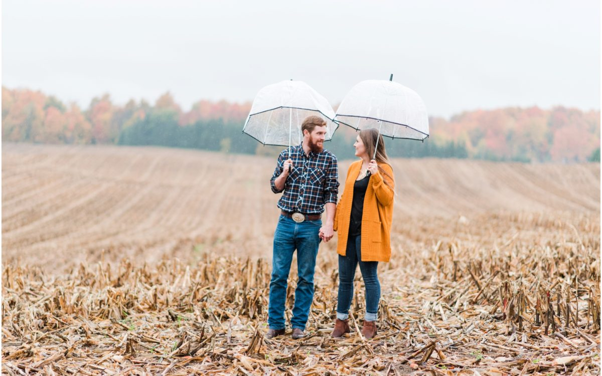 Brookside Equestrian Engagement Session