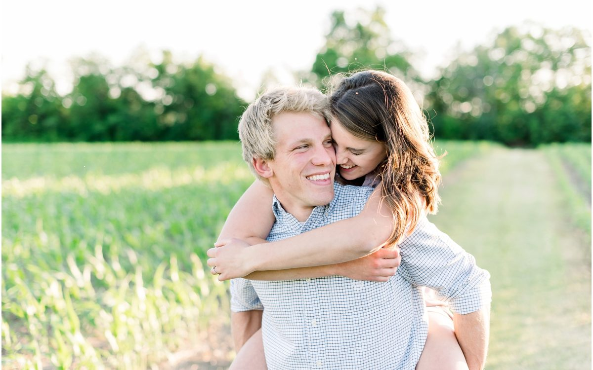 A Cambridge Ontario Country Engagement Session