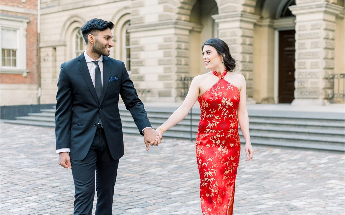 Downtown Toronto, Osgoode Hall Engagement Session