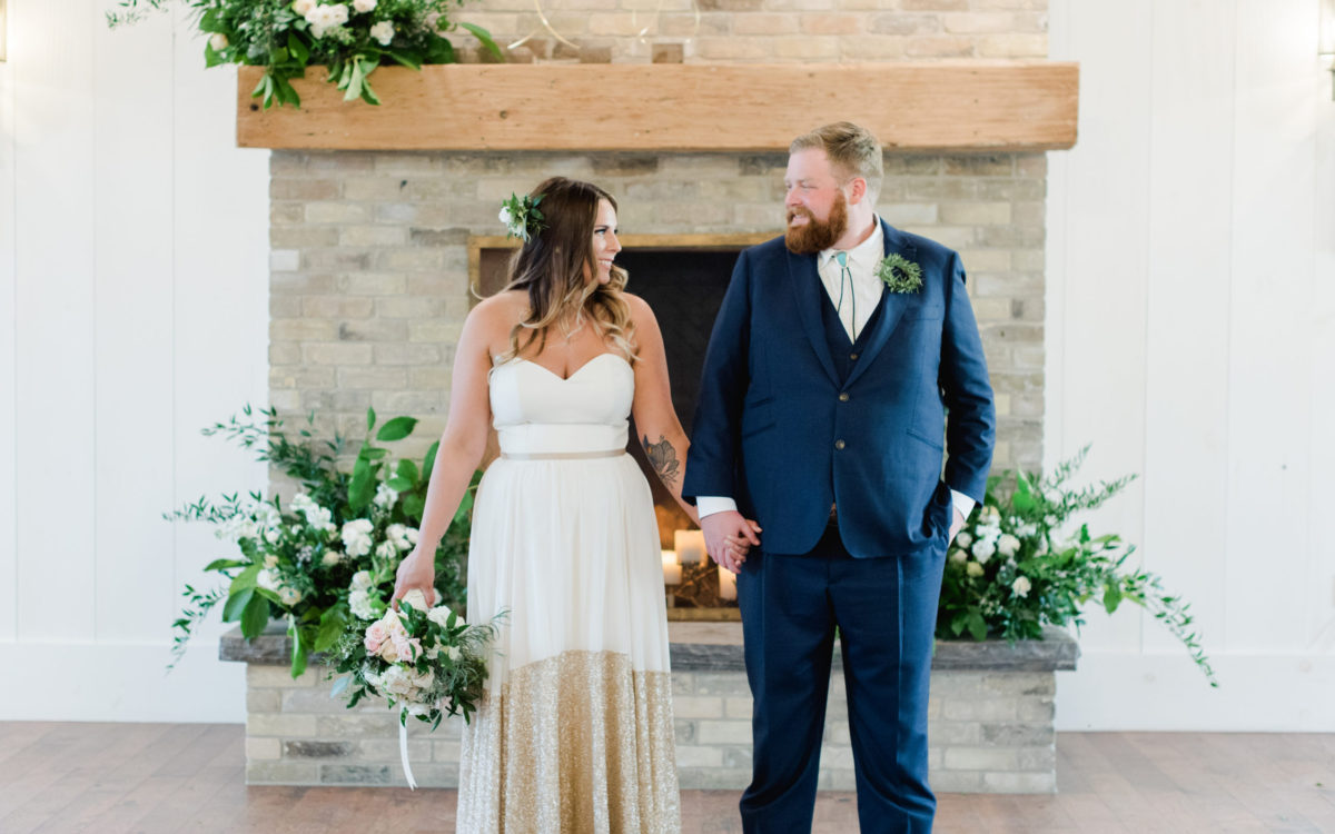 An Elora Mill Hotel and Spa Wedding